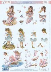 Reddy Christine Hawarth 3D-kuvat  Fairies 2