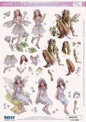 Reddy Christine Hawarth 3D-kuvat  Faerie Poppets 2