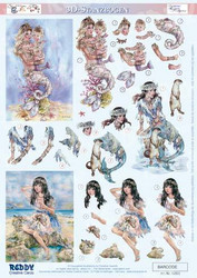 Reddy Christine Hawarth 3D-kuvat  Fairies 3