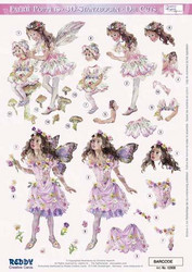 Reddy Christine Hawarth 3D-kuvat  Faerie Poppets 4