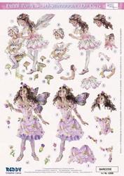 Reddy Christine Hawarth 3D-kuvat  Faerie Poppets 4