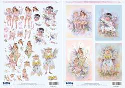 Reddy Christine Hawarth 3D-kuvat Fairy Poppets 2