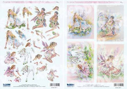 Reddy Christine Hawarth 3D-kuvat Fairy Poppets 4