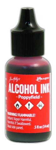 Tim Holtz alkoholimuste, sävy Poppyfield