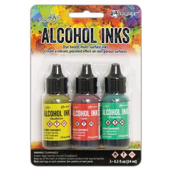 Tim Holtz alkoholimusteet, sävy Key West