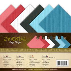 Amy Design Oriental kartonkipakkaus, A5