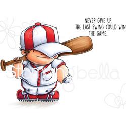 Stamping Bella kumileimasin Baseball Squidgy