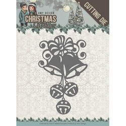 Amy Design Christmas Wishes stanssi Christmas Bells