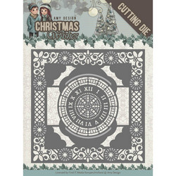 Amy Design Christmas Wishes stanssisetti Twelve O'Clock Frame
