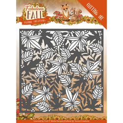 Yvonne Creations Fabulous Fall stanssi Autumn Frame
