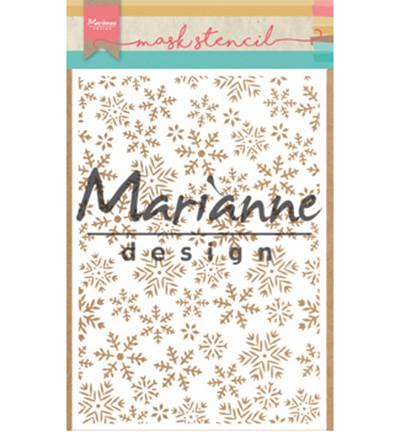 Marianne Design sapluuna Ice Crystals