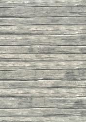 Designkartonki Hirsiseinä, 5 arkkia