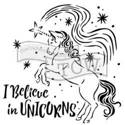 Crafter's Workshop sapluuna Believe In Unicorns