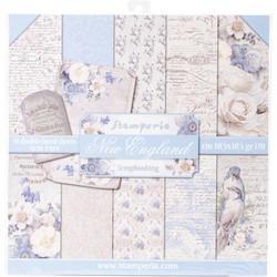 Stamperia paperipakkaus New England, 12