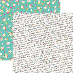 Simple Stories Dream Big skräppipaperi Super Cute