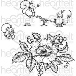 Heartfelt Creations Oakberry Lane Antics -leimasinsetti