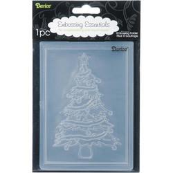 Darice kohokuviointikansio Christmas Tree