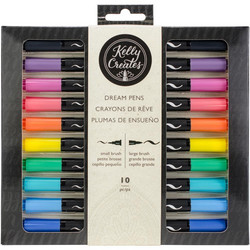Kelly Creates Dream Pens kynäsetti Rainbow