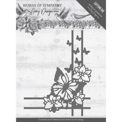 Amy Design Words of Sympathy stanssi Sympathy Corner