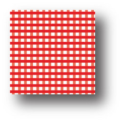 Memory Box Cranberry gingham -paperi