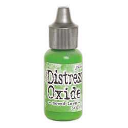 Distress Oxide täyttöpullo, sävy Mowed Lawn