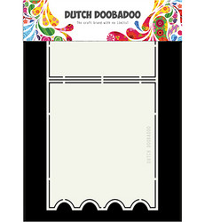 Dutch Doobadoo Card Ticket -sapluuna