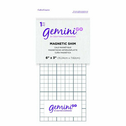 Gemini Go Magnetic Shim -levyt, 2 kpl