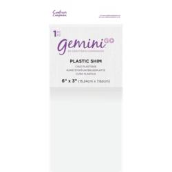 Gemini Go Plastic Shim -levy