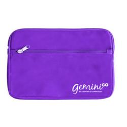 Gemini Go pussukka levyille ja tarvikkeille
