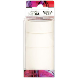 Dina Wakley Media Blank Tape -teipit