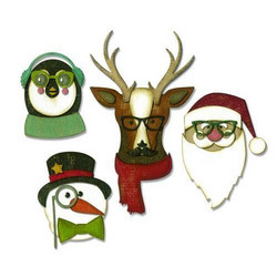 Sizzix Thinlits stanssisetti Cool Yule