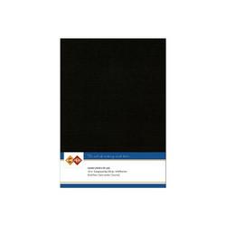 Card Decon kartonkipakkaus, A5, musta, 10 kpl