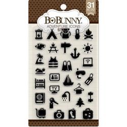 BoBunny leimasinsetti Adventure