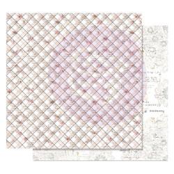Prima Lavender Frost -skräppipaperi Hidden Truth