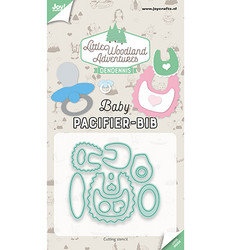 Joy! Crafts stanssisetti Baby Pacifier