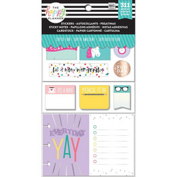 Mambi Happy Planner Note Cards/Sticky Note -pakkaus, Super Fun