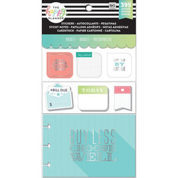 Mambi Happy Planner Note Cards/Sticky Note -pakkaus, Budget