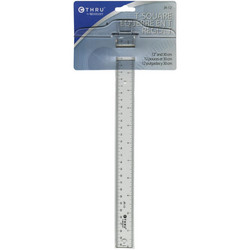 T-viivotin, 30 cm