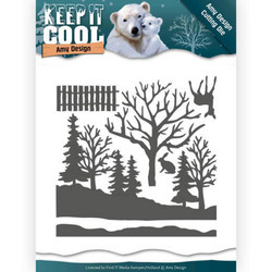 Amy Design Keep It Cool stanssisetti Cool Forest