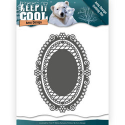 Amy Design Keep It Cool stanssisetti Keep It Oval