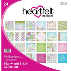 Heartfelt Creations Paperipakkaus Merry And Bright