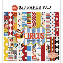 Carta Bella paperikko Circus