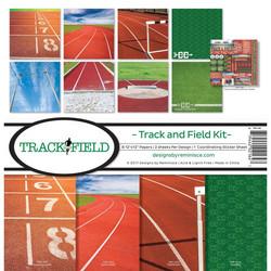 Reminisce Track & Field -paperipakkaus 12