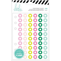 Heidi Swapp Memory Planner Reinforcer -tarrat, Color Fresh