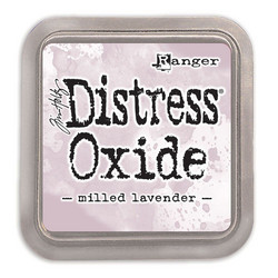 Distress Oxide -mustetyyny, sävy milled lavender