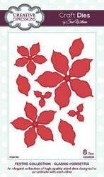 Creative Expressions stanssisetti Classic Poinsettia