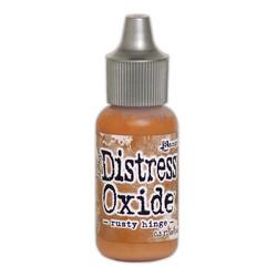 Distress Oxide täyttöpullo, sävy rusty hinge