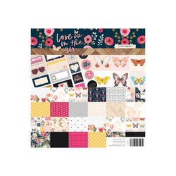 Webster's Pages Love Is In The Air Collection Kit -pakkaus