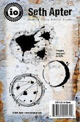 Seth Apter leimasinsetti Ink Spots