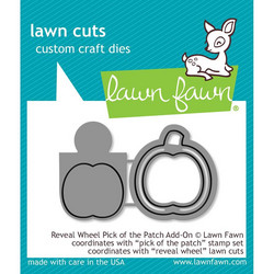 Lawn Fawn stanssisetti Reveal Wheel Pick Of The Patch Add-On
